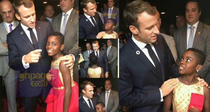 GoalKeepers 2018: DJ Switch hangs out with President of France in USA