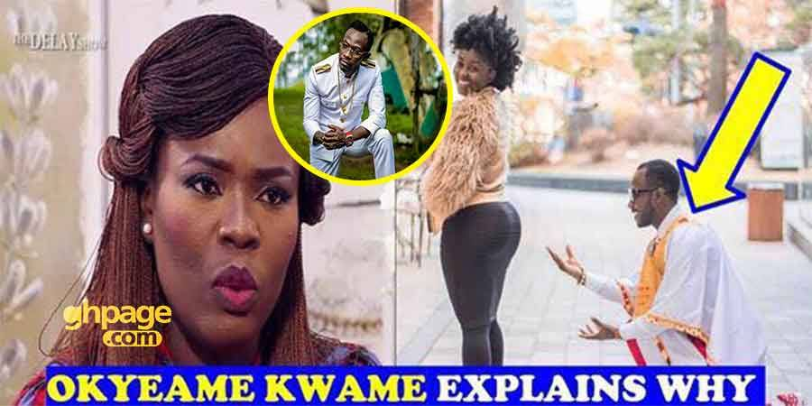 Okyeame Kwame in trouble after 'would've married Delay if not my wife' comment