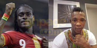 Derek Boateng sues ex-Black Stars teammate John Paintsil