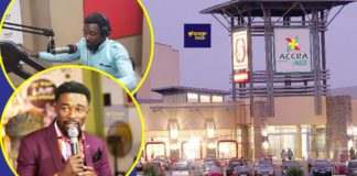 Video:Failed Accra mall explosion that was meant to kill 100s of people - Eagle Prophet explains why