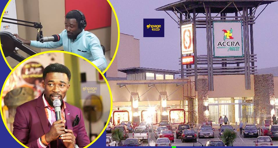 Eagle Prophet explains why the Accra mall explosion failed