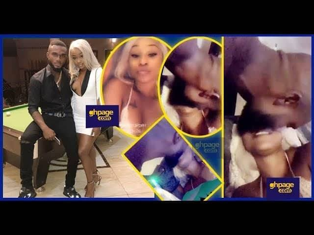 Efia Odo reveals she only kiss Kweku Revelo but don't have sex with him