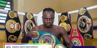 Emmanuel Tagoe discovers his 14yr old son is not his biological son