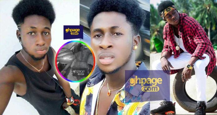 Meet Frimpong Peter, the Ghanaian young man stabbed by his Chinese employers in Kumasi