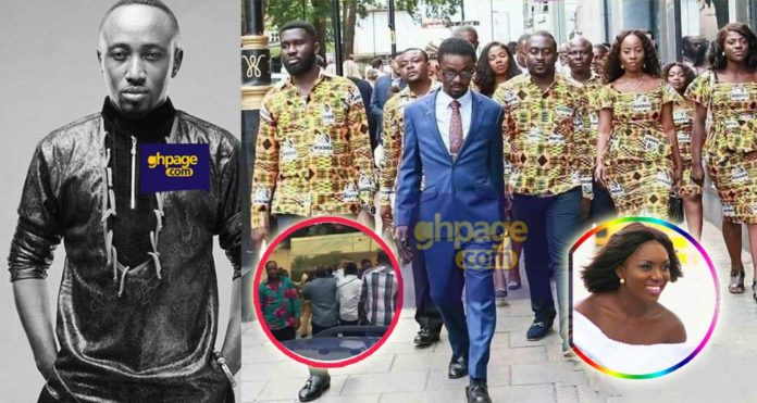 Audio:Menzgold PRO,George Quaye defends their security officers' attack on pregnant TV3 reporter