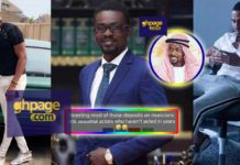 "NAM1 spent your money on ""Useless' musicians and actors-Ibrah One"