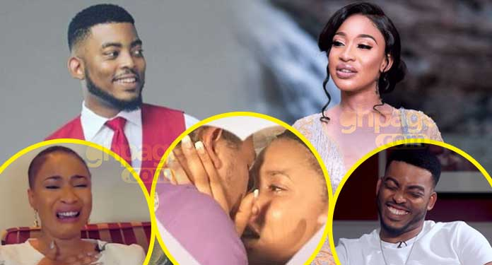I struggled to kiss Tonto Dikeh on set the first time I saw her – Actor James Gardiner reveals
