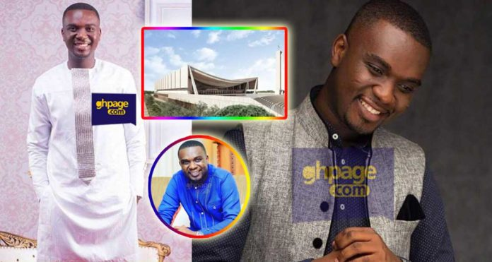 Building a Cathedral is as important as a building a hospital - Joe Mettle adds his voice to the debate