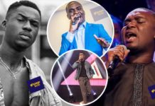 I would love to have a collaboration with Joe Mettle - Joey B