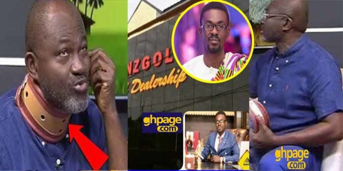 Educated people sat for small boy NAM1 to dupe them-Ken Agyapong