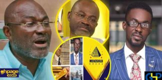 Ken Agyapong warns Ghanaians against 10% interest paying banks