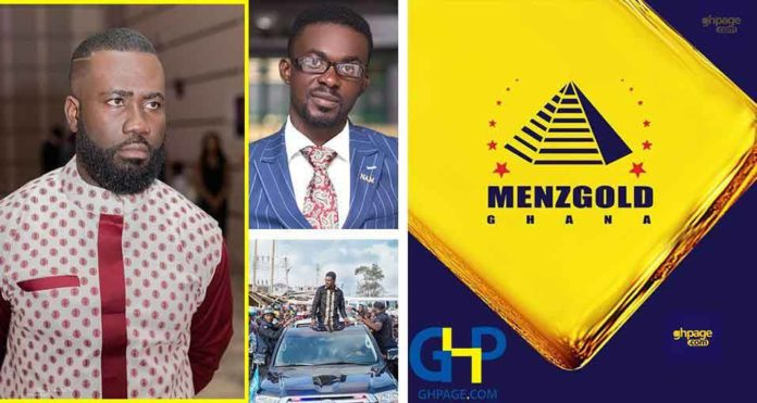 Video:Presenter Kwame Afrifa Mensah descends on NAM1,Menzgold and people bought by NAM1