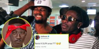 Kwaw Kese hints of remixing his diss song to Shatta Wale with Supa