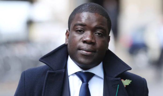 Kweku Adoboli, the Ex forex trader lost £1.4bn and is set to be deported to Ghana