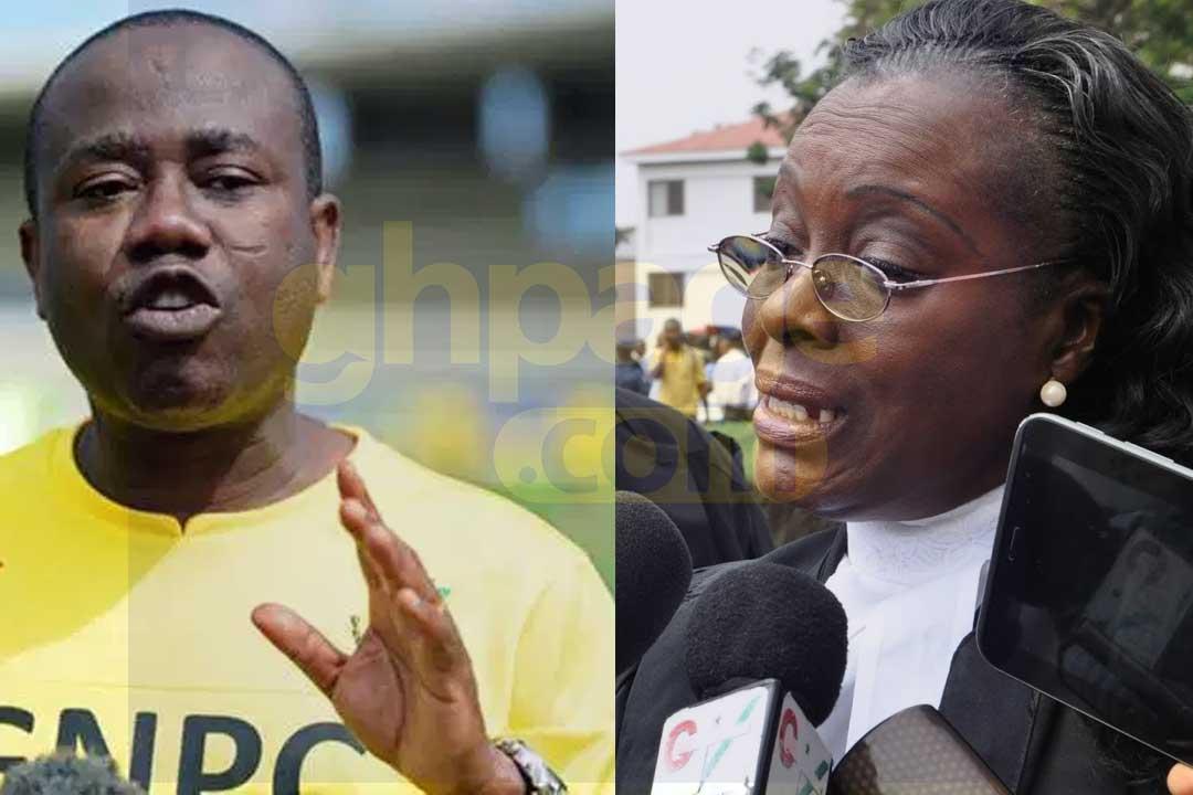 We lack evidence to prosecute Kwesi Nyantakyi – Attorney General