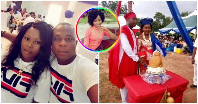 Man kills pregnant wife 19 days after their marriage