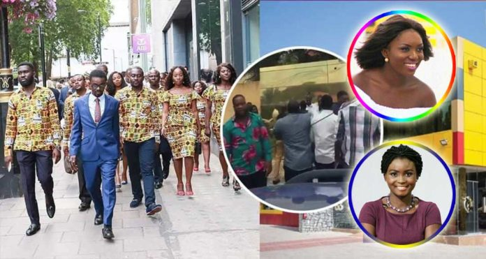 Menzgold security attacks pregnant TV3 reporter who visited the premises