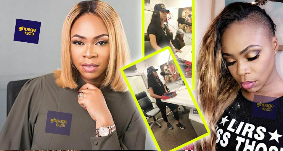 Shatta Michy takes about her music, Shatta Wale and more as she stormed Live FM