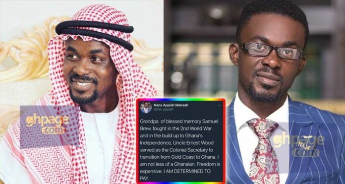 NAM1 angrily reacts to the Menzgold shutdown order