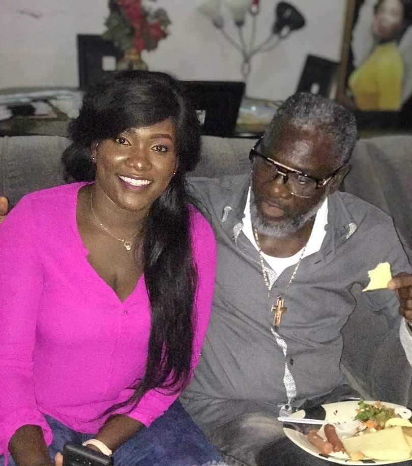 Sharing ebony wife