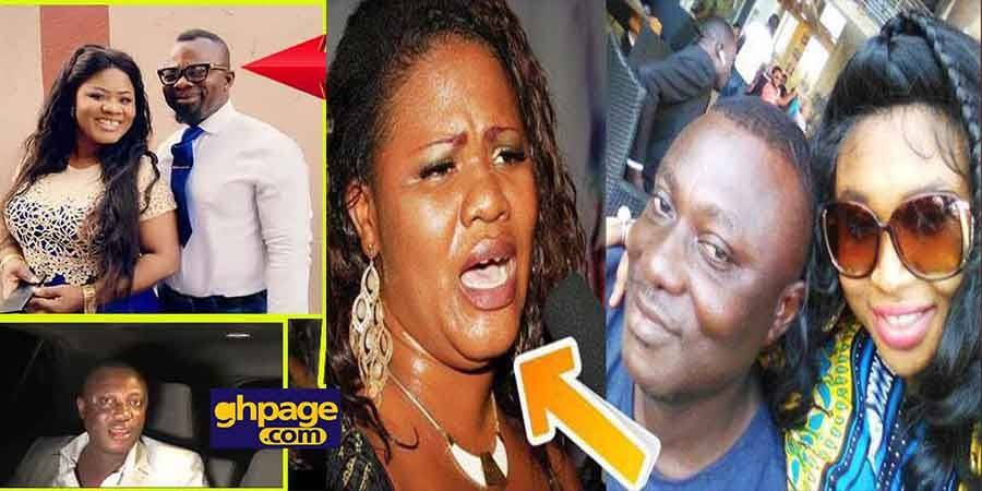 """I just need a divorce"" – Obaapa Christy's ex husband, Pastor Love cries"