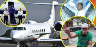 Obinim buys himself a private jet proves with pictures