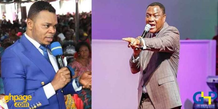 Flashback: Angel Obinim angrily insults Rev. Sam Korankye Ankrah