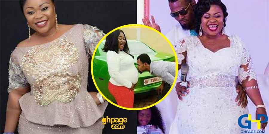 Rev Obofour celebrates wife Queen Ciara's birthday in a lavish ceremony