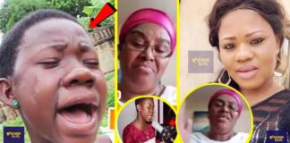 Odehyieba Priscilla Agyeman warned by Mama Selina against fornication