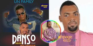 Rev. Obofuor to feature on Hiplife artist Danso Abiam's new single