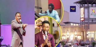Korankye Ankrah blasts Eagle Prophet over Accra Mall prophecy