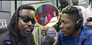 Even people paid to support us in Nigeria failed to do that - Shatta Wale