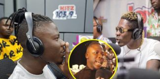 I have no intention of suing Shatta Wale - Stonebwoy