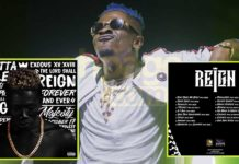 "Shatta Wale finally unveils cover art and track list for ""Reign"" album"