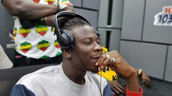 Stonebwoy announces date for
