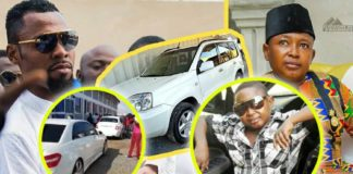 Rev Obofuor gives Wayoosi a brand new car