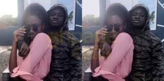 Wendy Shay and Kuami Eugene record new joint together