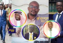 "Meet William Atsu Tekpor, NAM1's ""Partner In Crime"" from day one according to Gideon Aduku"