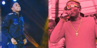 Gemini reveals Shatta Wale is too fake