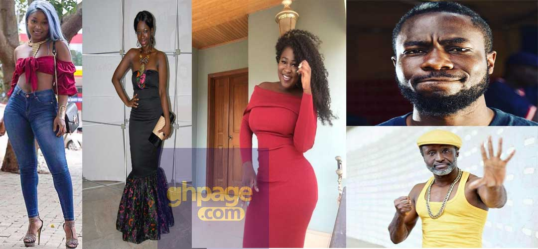 Ghanaian celebrities born abroad but moved to Ghana for fame