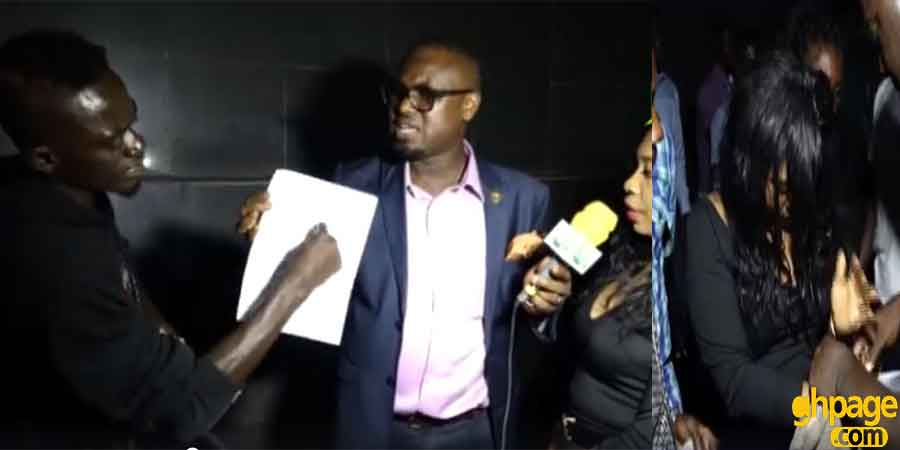 Abeiku Santana called the police to arrest blogger not me – Liwin speaks