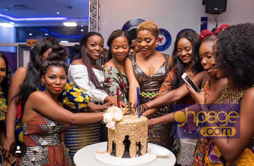 All the beautiful photos and videos from Adina's star-studded birthday party