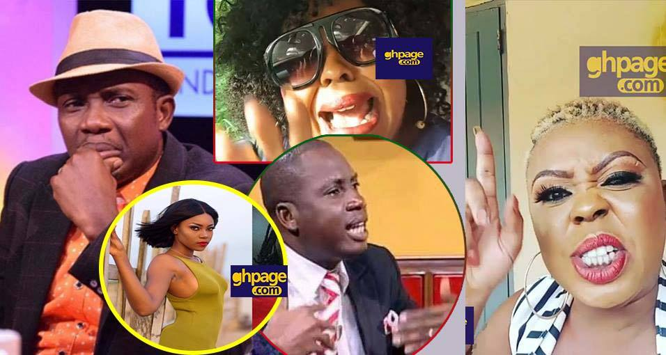 Video: Yvonne Nelsons Baby Daddy Slaps Counselor