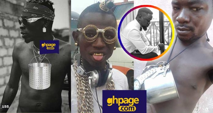 Sarkodie-Shatta Wale beef: Hilarious Alumi challenge hits social media