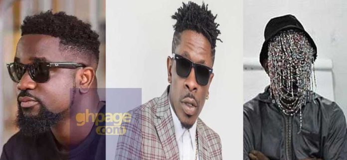 Anas talks about Shatta Wale's beef with other artistes