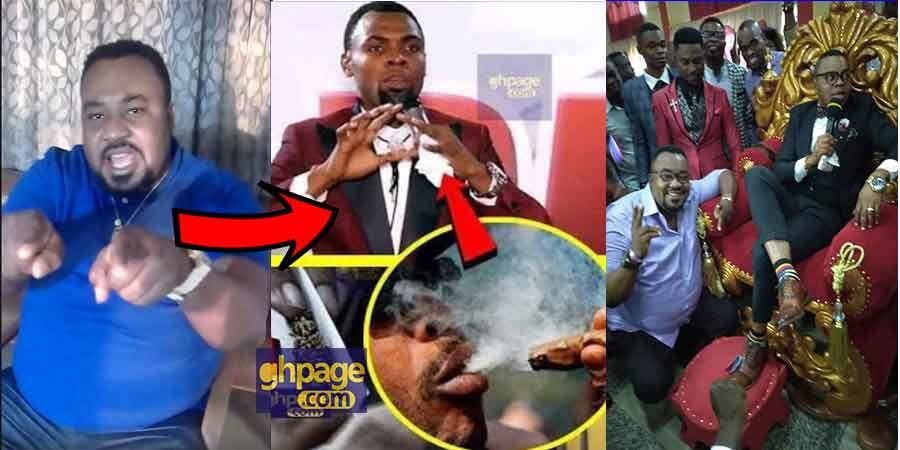 Stop smoking so you can stop Fooling-Obinim's 'son' warns Rev Obofuor