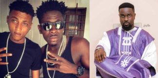 Ara-B mocks Shatta Wale over Sarkodie's diss song