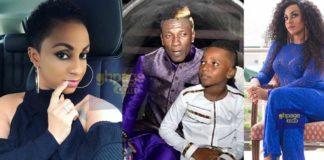 Gifty was already married when she married Asamoah Gyan