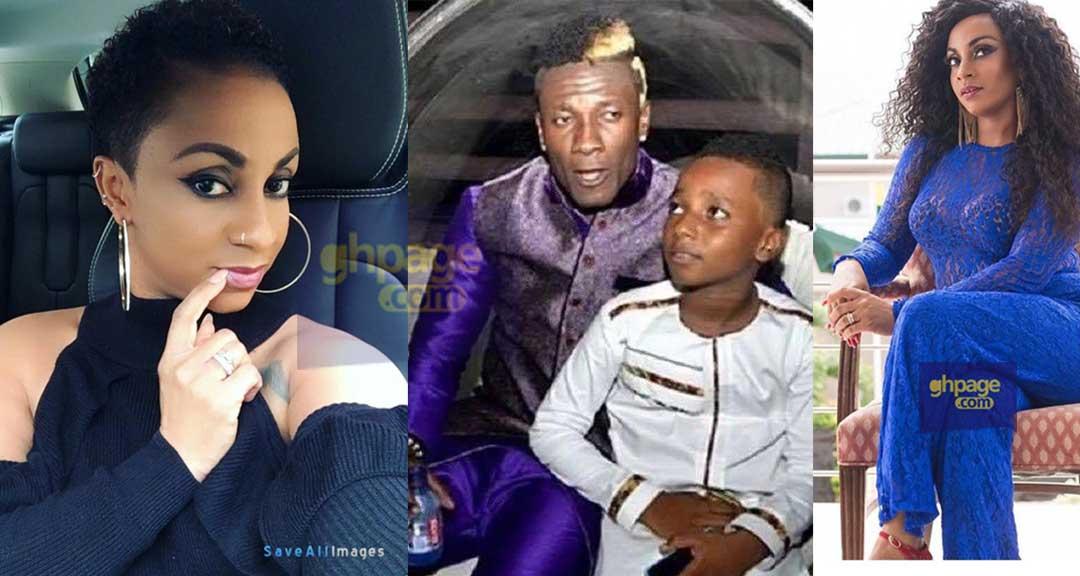 Wife of Asamoah Gyan seeks divorce from the footballer