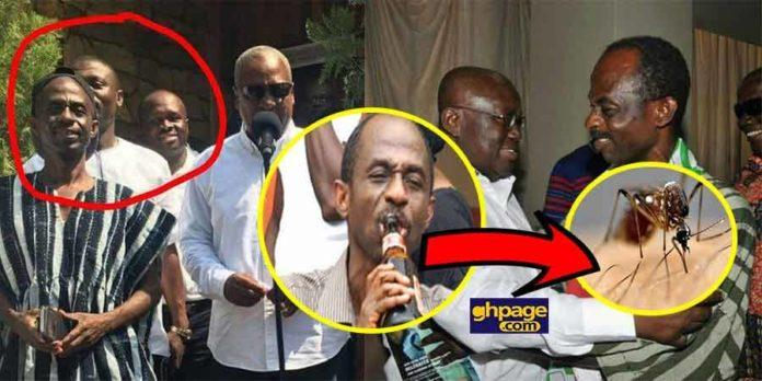 Asiedu Nketia explains why he was named General Mosquito